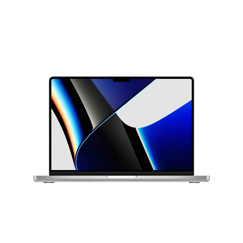 Apple MacBook Pro 14'' M1 Pro 8-Core CPU, 14-Core GPU 512GB 16GB silber - 2021
