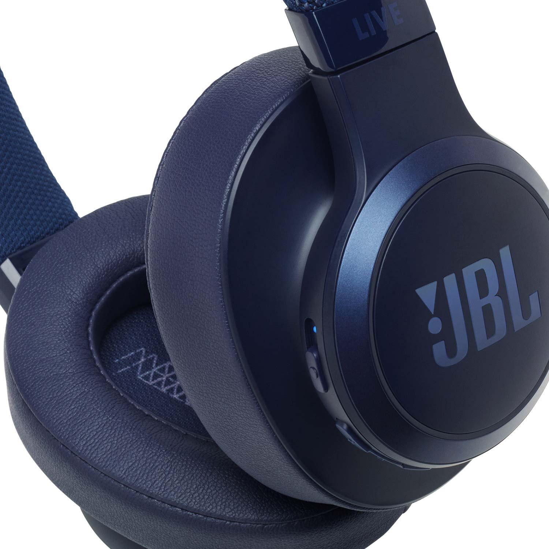 JBL LIVE 500BT Bluetooth Kopfhörer - Blau