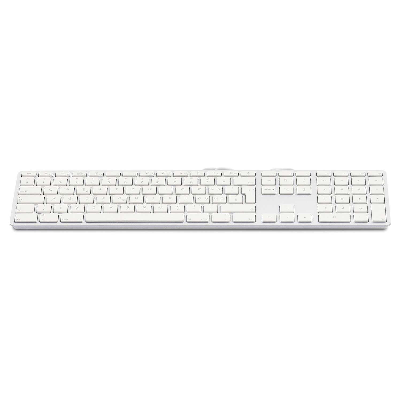 LMP USB Keyboard mit Ziffernblock (DE) - Apple Design