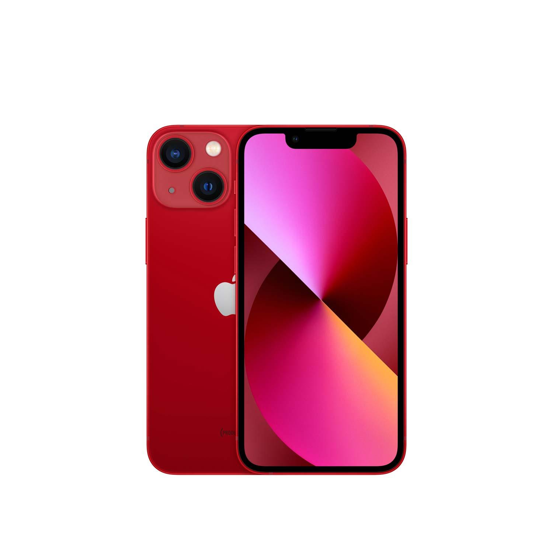 Apple iPhone 13 mini - (PRODUCT)RED - 128GB