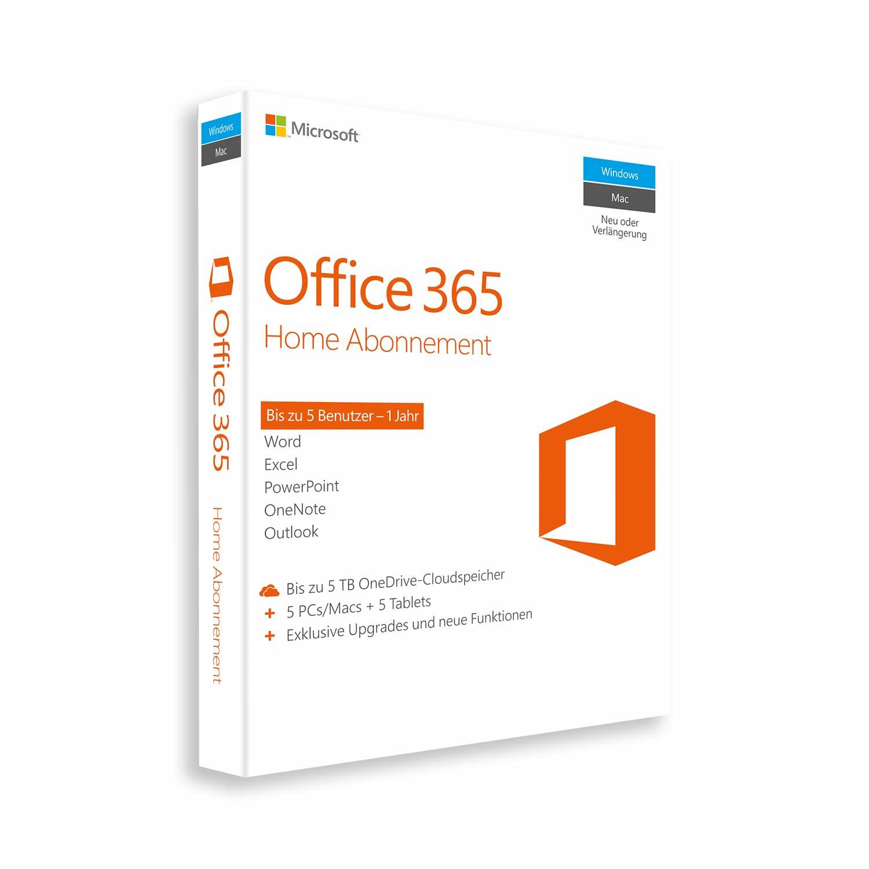 Microsoft Office 365 Personal dt. Win/Mac Product Key Card (1U/1PC/1J)