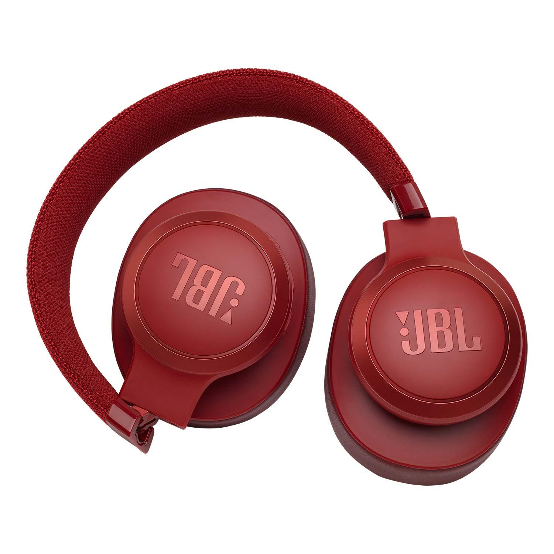 JBL LIVE 500BT Bluetooth Kopfhörer - Rot