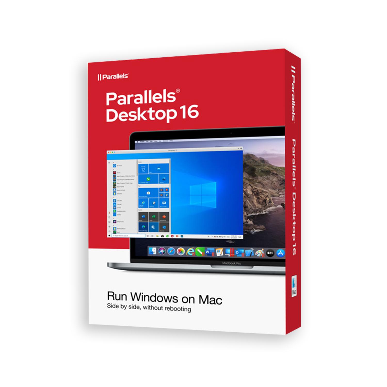 Parallels Desktop 16 int. Mac Retail Box