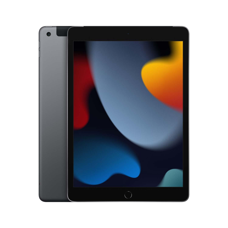 Apple iPad 10.2 Wi-Fi + Cellular 256GB spacegrau 9.Gen