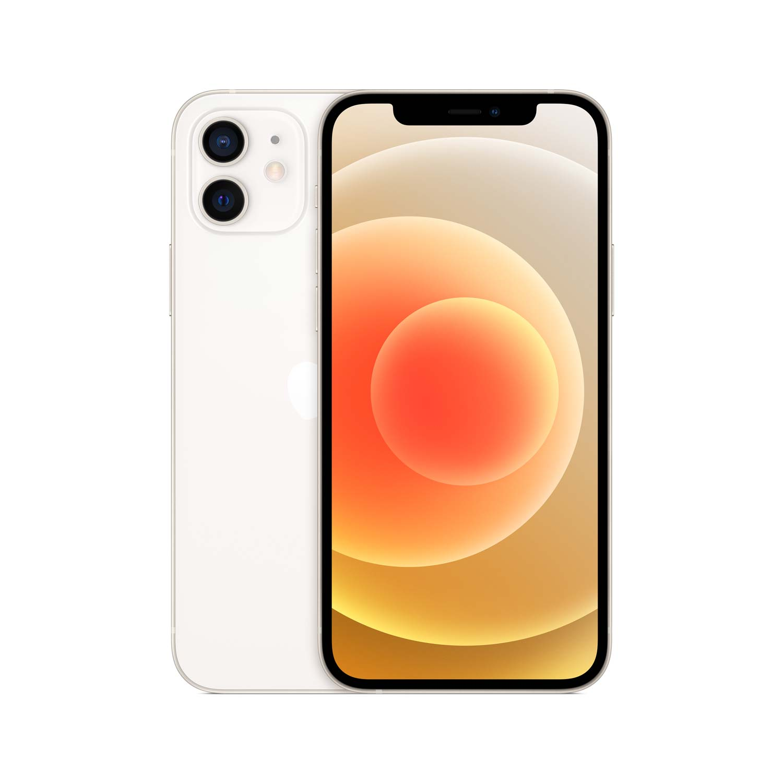 Apple iPhone 12 - Weiß - 64GB