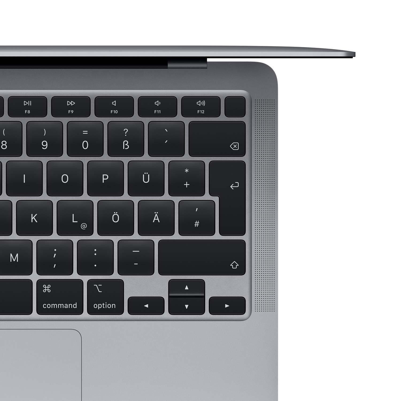 Macbook Air 13'' - M1 8-Core - 7-Core GPU - 8 GB - 256 GB SSD - Spacegrau // NEU