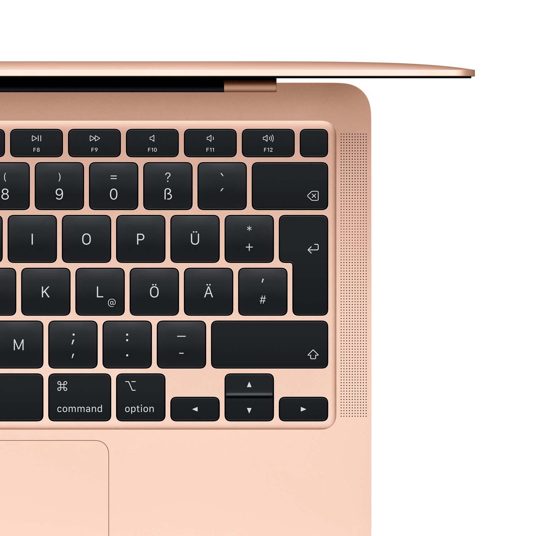 Macbook Air 13'' - M1 8-Core - 8-Core GPU - 8 GB - 512 GB SSD - Gold // NEU
